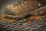 Floor Liners, Kit, Black : 07-17 Jeep Wrangler JKU