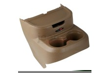 Organizer, Rear, Seat Mounted, Tan : 11-18 Jeep Wrangler JK, 2 Door
