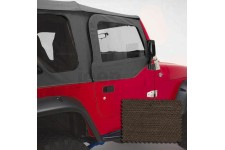 Door Skins, Khaki Diamond : 97-06 Jeep Wrangler TJ