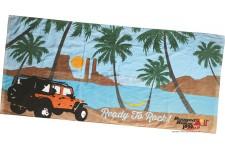 Beach Towel, Rugged Ridge