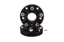 Wheel Adapters, 1.375 Inch, 5x4.5 to 5x5.5