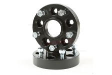 Wheel Adapters, 1.25 Inch, 5x4.5 to 5x5
