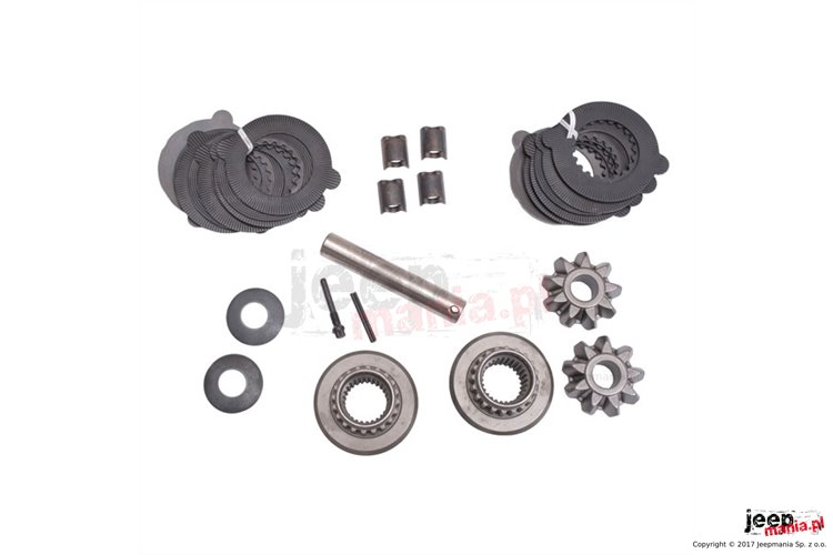 Omix-ADA 16507.32 Spider Gear Kit, Trac Lok 87-06 MJ/XJ/YJ/TJ/ZJ/WJ/KJ, on