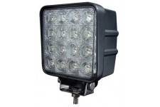 Lampa LED, kwadratowa, Standard, 48W