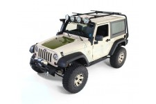 Sherpa Roof Rack, 2 Door : 07-17 Jeep Wrangler JK