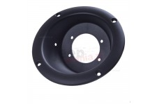Gas Filler Neck Bezel : 97-06 Jeep Wrangler TJ