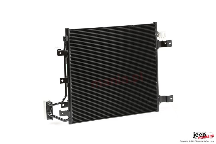 NEW AUTOMATIC TRANSMISSION OIL COOLER FITS 12-17 JEEP WRANGLER 3.6L