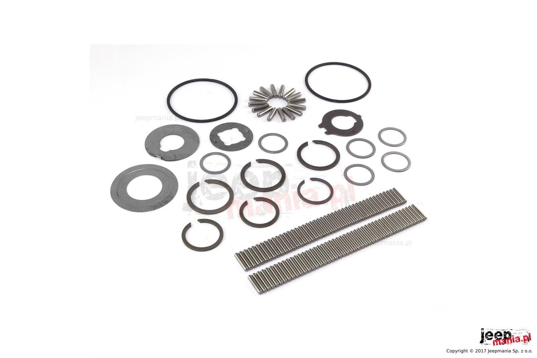 Transmission Small Parts Kit, T98 : 55-79 Willys/Jeep CJ