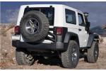 JK Tire Carrier - AEV Bumper