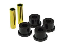 Shackle Bushing Kit, Black : 84-99 Jeep Cherokee XJ