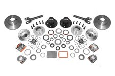 Manual Locking Hub Conver Kit : 84-95 Jeep Cherokee/Wrangler XJ/YJ