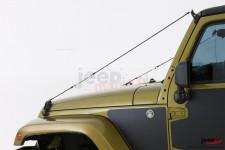 Limb Risers : 97-17 Jeep Wrangler TJ/JK