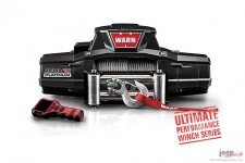 WARN® Winch ZEON 10 Platinum™ CE : 12V, steel cable, 10000lbs/4500kg