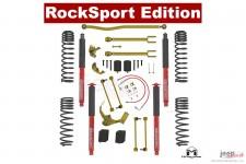Podniesienie zawieszenia, seria True Dual Rate, RockSport Edition, 2.5″/3.5″ : Jeep Wrangler JK