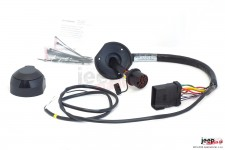 Electric harnesses for towing hook, dedicated, 13-PIN : Jeep Grand Cherokee WK, Commander XK