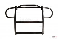 Grille Guard, Black : 15-18 Jeep Renegade BU