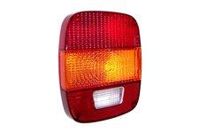Tail Lamp Lens : 76-06 Jeep CJ/Wrangler YJ/TJ