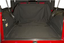 C3 Cargo Cover : 04-06 Jeep Wrangler Unlimited LJ