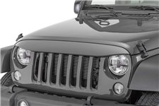 NightHawk Light Brow, Granite Crystal : 07-18 Jeep Wrangler JK