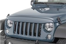 NightHawk Light Brow, Anvil : 07-18 Jeep Wrangler JK