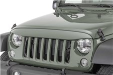 NightHawk Light Brow, Tank : 07-18 Jeep Wrangler JK