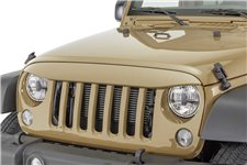 NightHawk Light Brow, Copper Brown : 07-18 Jeep Wrangler JK