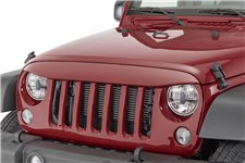 NightHawk Light Brow, Cherry : 07-18 Jeep Wrangler JK