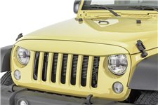 NightHawk Light Brow, Dune : 07-18 Jeep Wrangler JK