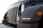 LED DRL & Position : 07-18 Jeep Wranger JK