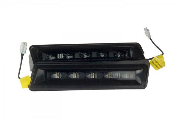 LED DRL & Position : 07-18 Jeep Wranger JK
