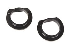 Suspension Coil Spring Isolator Kit, Front, 4 Inch : 18-19 Jeep Wrangler JL