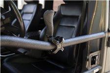 Tube Door Trail Grip : 97-18 Jeep Wrangler TJ/LJ/JK/JKU