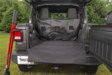 C3 Cargo Cover : 18-19 Jeep Wrangler Unlimited JLU, 4 Door