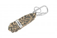 Key ring, synthetic rope, Jeep logo