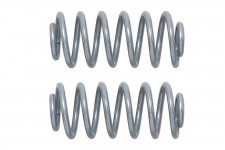Rear Coil Springs, 2 pieces, lift 3½ - 4½ inch : 07-18 Jeep Wrangler JK