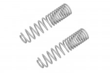 Front Coil Springs, Progressive, 2 pieces, lift 3½ - 4½ inch : 07-18 Jeep Wrangler JK