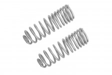 Rear Coil Springs, Progressive, 2 pieces, lift 3½ - 4½ inch : 07-18 Jeep Wrangler JK