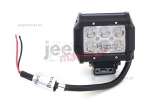 LB0031 Panel LED, prostokątny, SPOT, Cree, 18W
