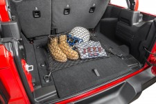 Cargo Net : 18-19 Jeep Wrangler Unlimited JL