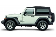 """1941"" Swoosh Side Decal : 18-19 Jeep Wrangler JL"