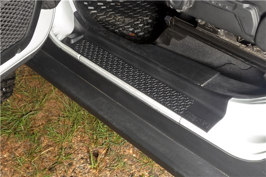 All Terrain Entry Guard Kit : 18-19 Jeep Wrangler JLU