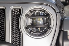 Elite Euro Guard Kit, Headlight, Black : 18-19 Jeep Wrangler JL/JLU