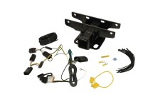 Trailer Hitch Kit, Wiring Harness : 18-19 Jeep Wrangler JL