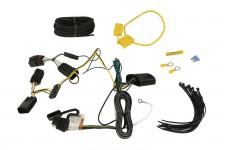 Trailer Wiring Harness : 18-19 Jeep Wrangler JL
