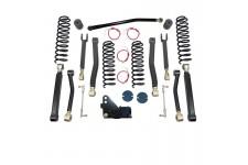 "3,5"" CLAYTON OFF ROAD Short Arm Premium Lift Kit - Jeep Wrangler JK"