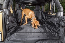C3 Cargo Cover, No Subwoofer : 07-18 Jeep Wrangler JKU, 4 Door