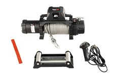 Trekker Winch, 10,000 LBS, Cable, IP68 Waterproof, Wired Remote