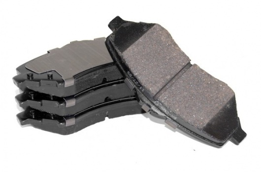 Rear Brake Pads, 07-08 Jeep Compass and Patriot