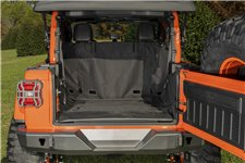 C3 Cargo Cover : 18-19 Jeep Wrangler JL, 2 Door