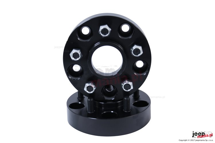 Wheel Adapters, 1.375 Inch, 5x5 to 5x4.5